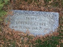 Lieut Lorenzo Clark