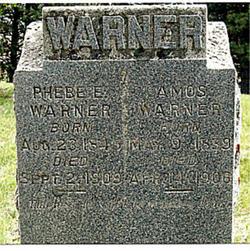 Amos Warner