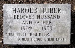 Harold Huber