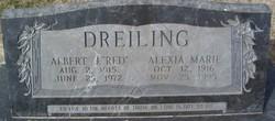 Albert J Red Dreiling