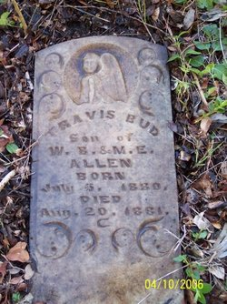 Travis Bud Allen