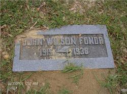 John Wilson Fonda