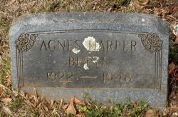 Agnes Harper Betts