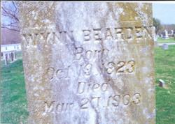 Wynn Bearden