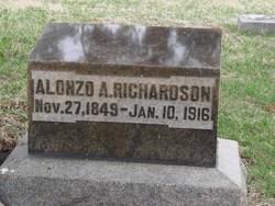 Alonzo A. Richardson