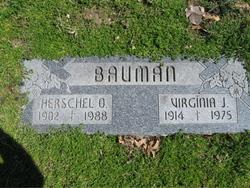 Herschel Oscar Bauman