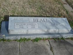 Ruth <i>Blackwell</i> Beall