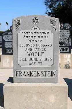 Woolf Frankenstein