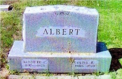 Olive Regina <i>Linroth</i> Albert