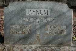 Mary E Bynum