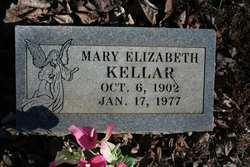 Mary Elizabeth Kellar