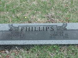 Amanda Hulda <i>Turner</i> Phillips
