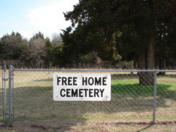 Free Home Cemetery