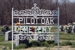 Pilot Oak Baptist Church Cemetery