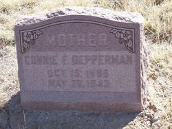 Connie Faye <i>Jones</i> Depperman