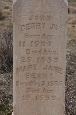 Mary Jane Berry