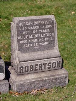 Morgan Andrew Robertson