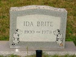 Ida Brite