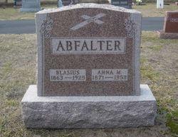 Anna Mary <i>Kampa</i> Abfalter