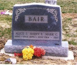 Alice J Bair