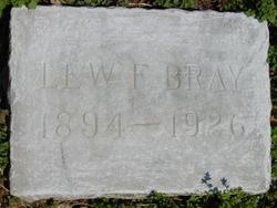 Lew Franklin Bray