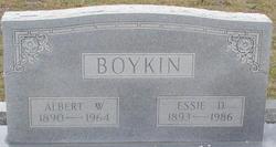 Albert Wesley Boykin