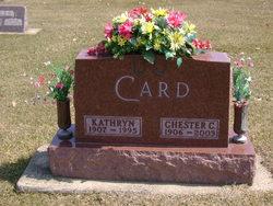Kathryn <i>Butren</i> Card