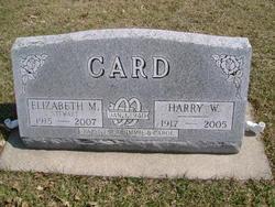 Elizabeth Mae <i>Stewart</i> Card