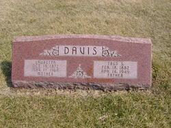 Lauretta <i>Hawver</i> Davis