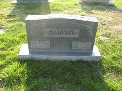 Burnie Adams