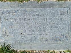 Natalie Margaret <i>Pettit</i> Moore