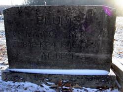 Mary Catherine <i>Linn</i> Blume