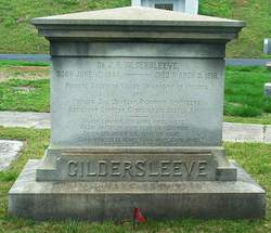 Dr John Robinson Gildersleeve
