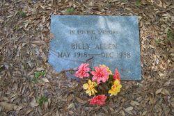 Wilbur Norman Billy Allen, Jr