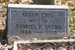 Mary <i>Cool</i> Ayers