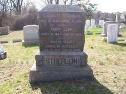 Annie Mary <i>Strehlein</i> Appleby
