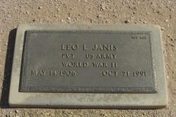 Leo L Janis