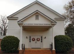 Varennes Presbyterian Church Cemetery
