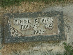 Alfred R Beck