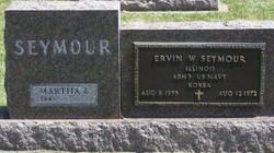 Ervin W Seymour