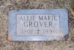 Allie Marie Grover