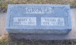 Mary Elizabeth <i>Brooker</i> Grover