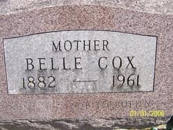 Isabelle Belle <i>Roller</i> Cox