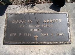 Douglas Eugene Doug Abbott