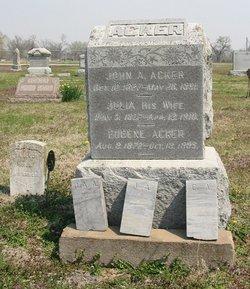 John A. Acker