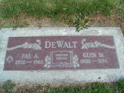Fae Aletha <i>Campbell</i> DeWalt