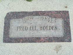 Fred Ell Holden