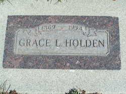 Grace Loretta <i>Lansing</i> Holden