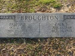 Zack T Broughton