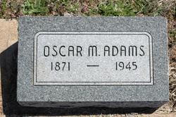 Oscar Meredith Adams